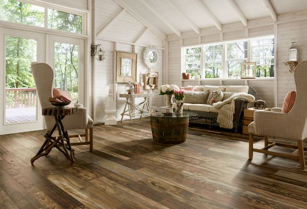 Floor Installation - Hot Flooring Trends